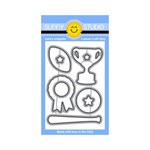 Sunny Studio Stamps - Sunny Snippets - Dies - Team Player