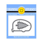 Sunny Studio Stamps - Sunny Snippets - Dies - Happy Camper