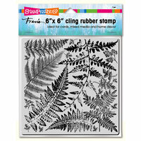 Stampendous - Cling Mounted Rubber Stamps - Fern Garden