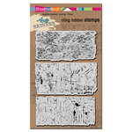 Stampendous - Cling Mounted Rubber Stamps - Industrial