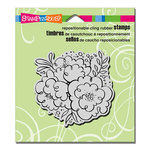 Stampendous - Cling Mounted Rubber Stamps - Blossom Trio