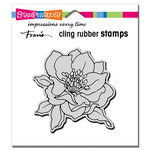 Stampendous - Cling Mounted Rubber Stamps - Small Hellebore