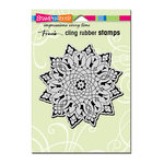 Stampendous - Cling Mounted Rubber Stamps - Arabesque