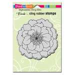Stampendous - Cling Mounted Rubber Stamps - Hellebore