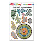 Stampendous - Die Set - Build A Wreath