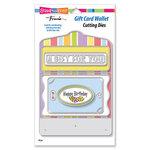 Stampendous - Dies - Gift Card Wallet