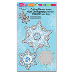 Stampendous - Die Set - Snowflake