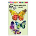 Stampendous - Die Set - Butterflies
