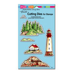 Stampendous - Die Set - Build A Lighthouse