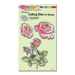 Stampendous - Die Set - Rose Garden
