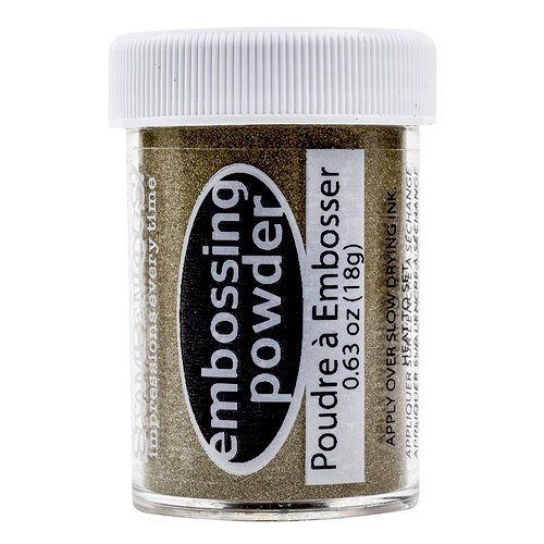 Stampendous - Detail Embossing Powder - Gold