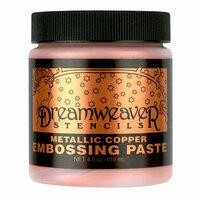 Stampendous - Dreamweaver Stencils - Embossing Paste - Copper