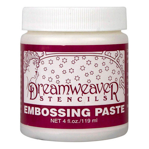 Stampendous - Dreamweaver Stencils - Embossing Paste - 4 Ounces