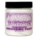Stampendous - Dreamweaver Stencils - Embossing Paste - Pearlescent