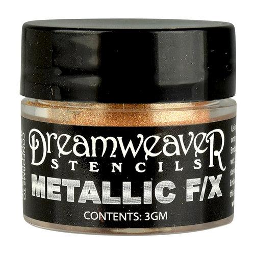 Stampendous - MetallicFX Mica Powders - Amber Glow