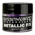 Stampendous - MetallicFX Mica Powders - Purple Satin