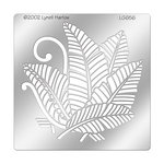 Stampendous - Metal Stencil - Plantain Leaves