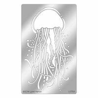 Stampendous - Metal Stencil - Jellyfish
