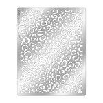Stampendous - Metal Stencil - Leopard Skin
