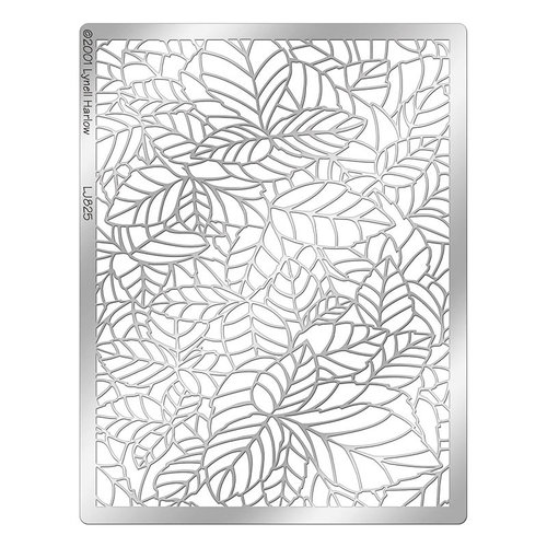 Stampendous - Metal Stencil - Jungle Leaves