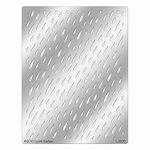 Stampendous - Metal Stencil - Rain