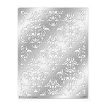 Stampendous - Metal Stencil - Small - Damask