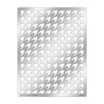 Stampendous - Metal Stencil - Houndstooth