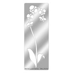 Stampendous - Metal Stencil - Tall Orchid