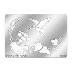 Stampendous - Metal Stencil - Hummingbird