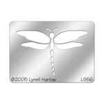 Stampendous - Metal Stencil - Small - Dragonfly