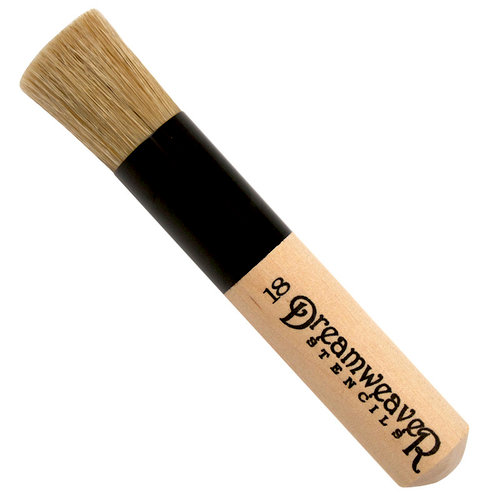 Stampendous - Natural Handle Brush - Size 18