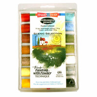 Stampendous - Embossing Powder Kit - Scenic Selection