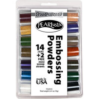 Stampendous - Embossing Powder Kit - Pearlustre