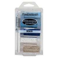 Stampendous - Embossing Kit - Beach