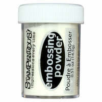 Stampendous - Sparkly Embossing Powder - Clear