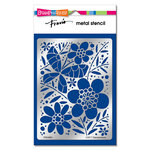 Stampendous - Metal Stencil - Butterfly Field