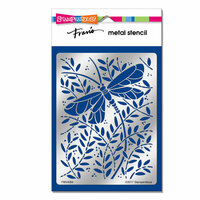 Stampendous - Metal Stencil - Dragonfly Vines