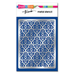 Stampendous - Metal Stencil - Moroccan Mesh