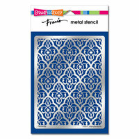 Stampendous - Metal Stencil - Moroccan Mesh