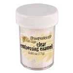 Stampendous - Deep Impressions - Chunky Embossing Enamels - Clear