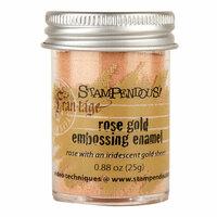 Stampendous - Frantage - Embossing Enamels - Rose Gold