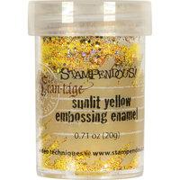 Stampendous - Embossing Enamels - Sunlit Yellow