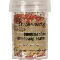 Stampendous - Embossing Enamels - Pumpkin Spice