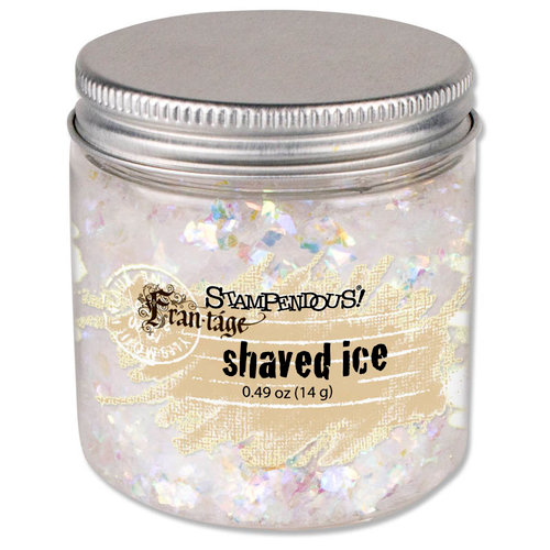 Stampendous - Frantage - Shaved Ice