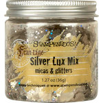 Stampendous - Frantage - Lux Glitter Mixes - Silver