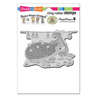 Stampendous - Stampendous - Christmas - Hedgehog
