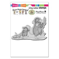 Stampendous - Cling Mounted Rubber Stamps - Bedtime Babies