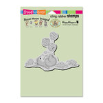 Stampendous - House Mouse Designs - Cling Mounted Rubber Stamps - Juggling Berries