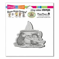 Stampendous - House Mouse Designs - Cling Mounted Rubber Stamps - Cookie Crumbles