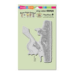 Stampendous - House Mouse Designs - Cling Mounted Rubber Stamps - Kite Flight